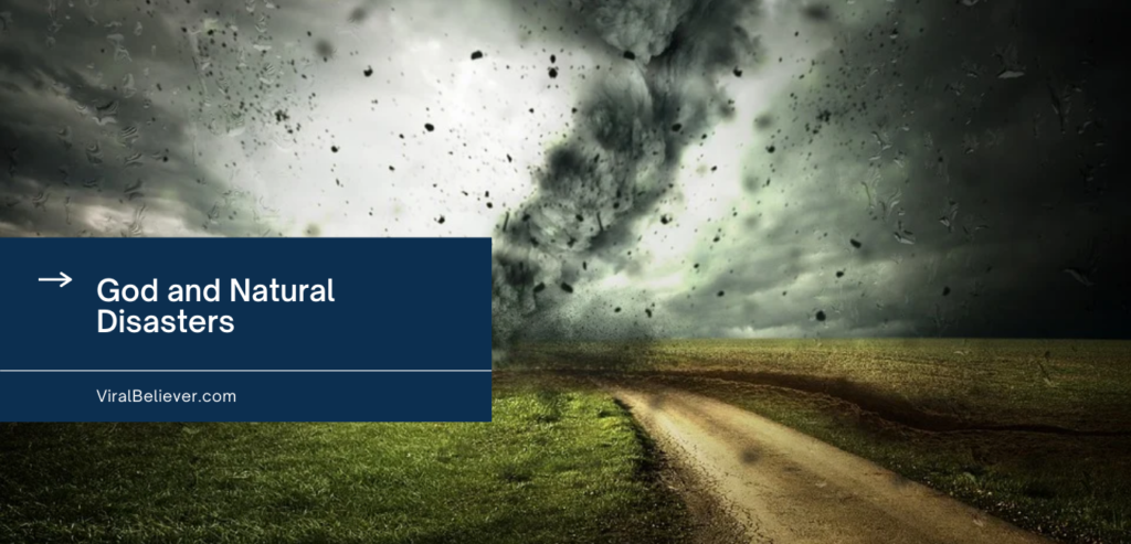 God and Natural Disasters