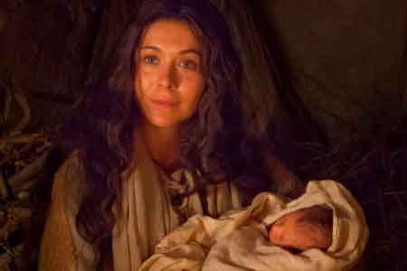 image of Mary and the baby Jesus