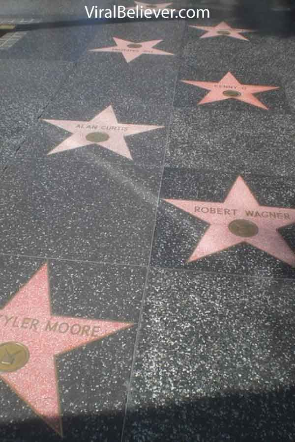 image of hollywood celebritiy stars