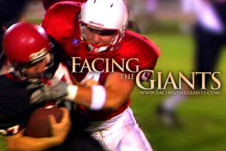 facing the giants movie