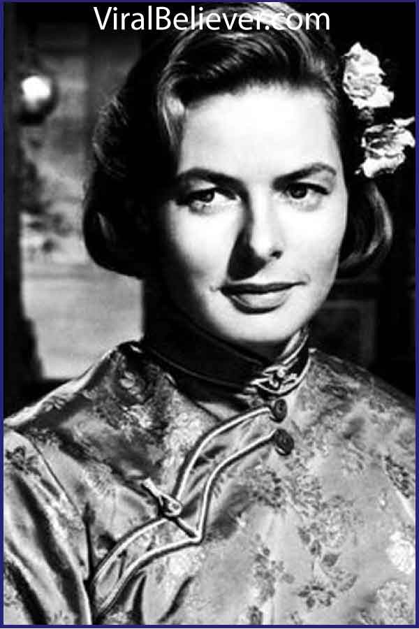 Ingrid Bergman featured image