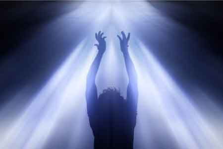 image depicting the voice of Jesus