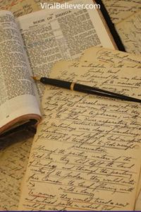 image of topical Bible study notes