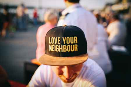 Neighborhood evangelism image