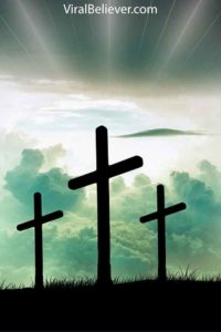 image of 3 Easter Crosses