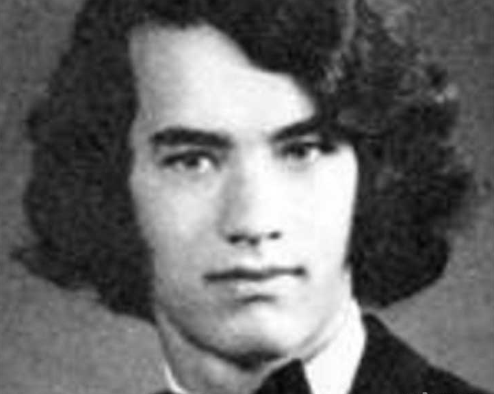Tom Hanks High School Picture
