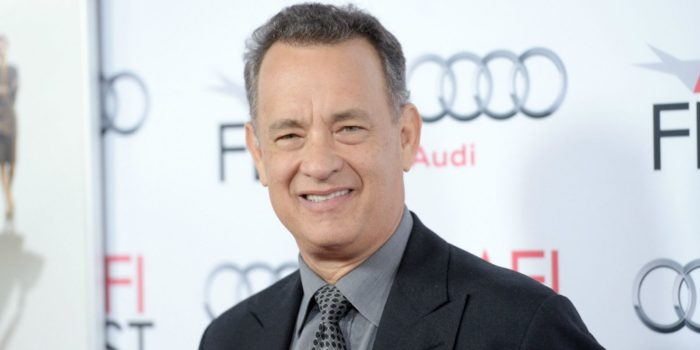 Tom Hanks Today