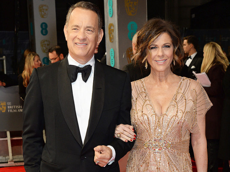 Tom and Rita Hanks 1