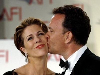 Tom and Rita Hanks
