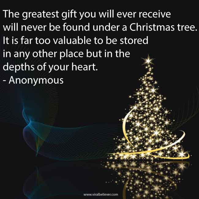 10 Wonderful Christian Christmas Quotes , Viral Believer