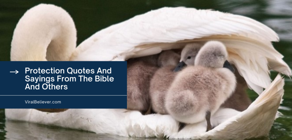 protection quotes and sayings from the bible and others